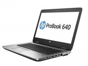 HP PROBOOK 640 G2 14 FHD, Core™ I5-6200U 2.3GHZ, 4GB, 128GB SSD, WIN 7/10 PROF.
