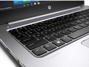 HP ELITEBOOK 1040 G3 14 QHD Core™ I7-6700U 2.3GHZ, 8GB, 256GB SSD, WWAN, WIN 7/10 PROF.