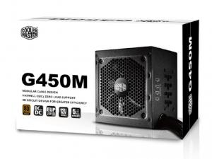 Cooler Master 450W - G450M
