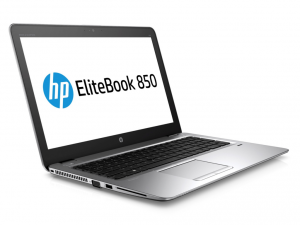 HP ELITEBOOK 850 G3 15.6 FHD Core™ I7-6500U 2.5GHZ, 8GB, 512GB SSD, WWAN, WIN 7/10 PROF.
