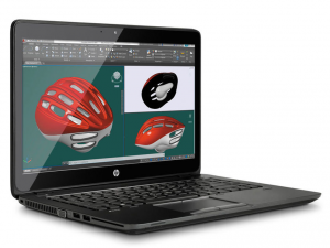 HP ZBOOK 14 G2 14.0 HD+ Core™ I5-5300U 2.3GHZ, 4GB, 1TBB, AMD M4150 1GB, WIN 7/8.1 PROF.