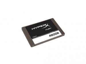KINGSTON HYPERX FURY 2.5 SSD SATA3 - 480GB