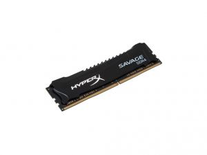 KINGSTON HYPERX DDR4 8GB 2133MHZ CL13 DIMM XMP SAVAGE BLACK