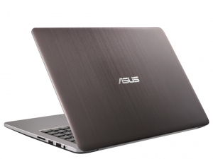 ASUS 14,0 HD K401UB-FR023T - Fekete-Ezüst - Win10H Intel® Core™ i7-6500U (4M Cache, up to 3.10 GHz), 8GB, 1TB + 24GB SSD, Nvidia® 940M 2GB, Cable, Fényes kijelző