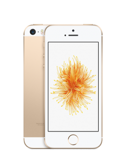 Apple iPhone SE 128 GB Arany