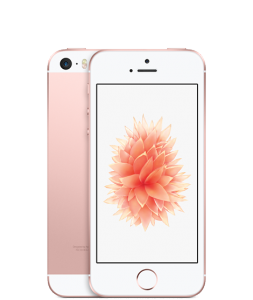 Apple iPhone SE 16 GB Rozéarany