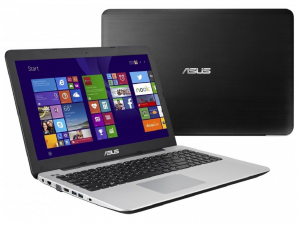 ASUS 15,6 HD X555DG-XO112D - Fekete - FreeDOS AMD® Quad-Core™ FX-8800P (2M Cache, up to 3.40GHz ), 4GB, 1TB(7200), AMD® Radeon R8 M350DX 2GB, Matt kijelző