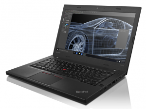 LENOVO THINKPAD T460P, 14.0 FHD, Intel® Core™ i5 Processzor-6440HQ (3.50GHZ), 4GB, 500GB, WIN7 PRO/WIN10 PRO, Smart Card reader, FP, TPM, Háttérvilágítású bill.