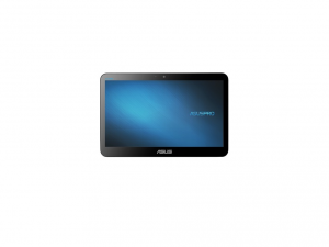 ASUS A4110-BD022M, LCD 15,6 MULTI-TOUCH, Intel® CELERON N3150, 2GB, 500GB, NO ODD, NO OS, FEKETE All in One PC