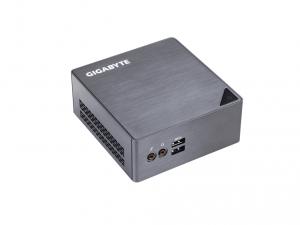 GIGABYTE PC BRIX ULTRA COMPACT, Intel® Core™ i5 Processzor 6200U 2.3GHZ / 2.8GHZ, HDMI, LAN, WIFI, MINIDISPLAYPORT, 4XUSB 3.0