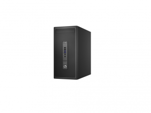 HP PRODESK 600 G2 MT- P1G55EA - Core™ I5-6500 3.2GHZ, 4GB 500GB - Asztali PC