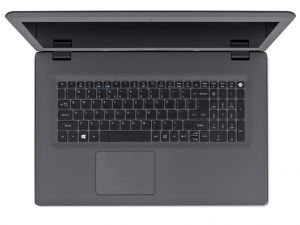 ACER ASPIRE E5-773G-32G0 17.3 FHD LED, Intel® Core™ i3 Processzor-6100U, 4GB, 1TB HDD,DVD, GEFORCE GT 940M, FEKETE (214540)
