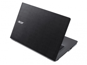 Acer Aspire 17,3 FHD E5-773G-52PB - Fekete / Acélszürke Intel® Core™ i5-6200U - 2,30GHz, 8GB DDR3 1600MHz, 128GB SSD + 1TB HDD, DVDSMDL, NVIDIA® GeForce® 940M / 2GB, WiFi, Bluetooth, HD Webkamera, Boot-up Linux, Matt kijelző (211690)