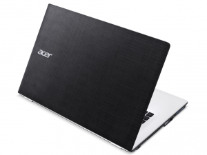 Acer Aspire 17,3 FHD E5-773G-5223 - Fekete / Fehér Intel® Core™ i5-6200U - 2,30GHz, 4GB DDR3 1600MHz, 1TB HDD, DVDSMDL, NVIDIA® GeForce® 940M / 2GB, WiFi, Bluetooth, HD Webkamera, Boot-up Linux, Matt kijelző (214546)