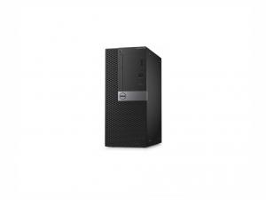 Dell Optiplex 7040MT számítógép Ci7 6700 3.4GHz 8GB 500GB Linux