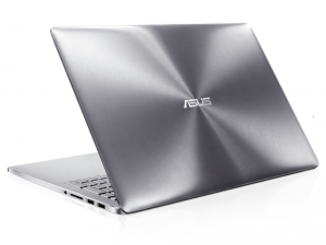 ASUS Zenbook pro 15,6 UHD UX501VW-FI156T - Sötétszürke - Windows® 10 Home Intel® Core™ i7-6700HQ /2,60GHz - 3,50GHz/, 12GB 2133MHz, 512GB SSD, Nvidia® GTX 960M 4GB, Wifi, Bluetooth, Webkamera, Windows® 10 Home, Háttérvilágítású billentyűzet, Carry bag & U