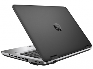 HP PROBOOK 645 G2 14 HD A10-8700B 1.8GHZ, 4GB, 128GB SSD, WIN 7/10 PROF.