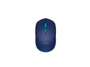 Logitech M535 Bluetooth Mouse - Blue