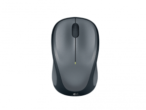 Logitech M235 Wireless Mouse Grey