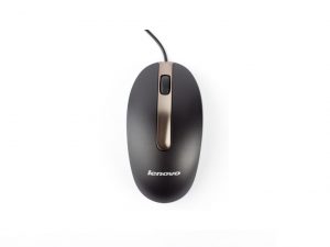 Lenovo Optical Mouse M3803A - Fekete