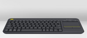 Logitech K400 Plus Wireless Touch keyboard HUN