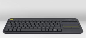 Logitech K400 Plus Wireless Touch keyboard HUN