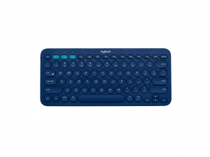 Logitech K380 Wireless Bluetooth - Angol