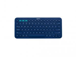 Logitech K380 Wireless Bluetooth - Angol