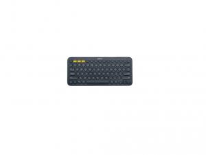 Logitech K380 Wireless Bluetooth - Angol - Sötét szürke