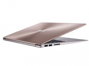 Asus Zenbook UX303UA-FN237T notebook rózsa arany 13.3 HD Core™ i3-6100U 4GB 256GB SSD Win 10