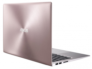 Asus UX303UA-FN237T notebook rózsa arany 13.3 HD Core™ i3-6100U 4GB 256GB SSD Win 10