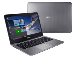 ASUS 14,0 HD E403SA-WX0073T - Ezüst - Windows® 10 Home Intel® Celeron® Dual Core™ N3060 /1,60GHz - 2,48GHz/, 4GB 1600MHz, 64GB eMMC, Intel® HD graphics 400, Wifi, Bluetooth, Webkamera, Windows® 10 Home, Fényes kijelző