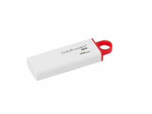 Kingston DTIG4 32GB USB3.0 - Piros pendrive