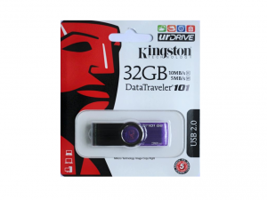 Kingston DT101G2 32GB USB2.0 - lila