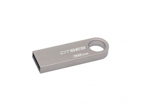 Kingston DT SE9 32GB USB2.0 Metal / ezüst