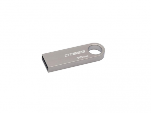 Kingston DT SE9 16GB USB2.0 Metal / ezüst