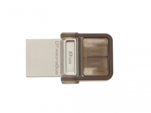 Kingston DT-Micro DUO USB2.0 8GB + Micro-USB OTG