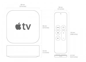 APPLE TV 64GB