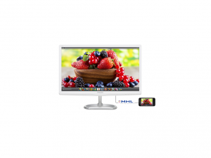 Philips 27 276E6ADSS/00 - IPS LED - Colour IQ - 99% Adobe RGB - Fehér
