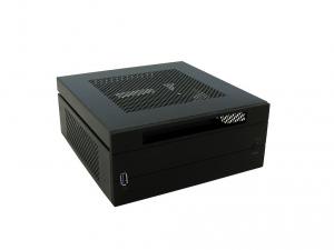 LC Power mITX - 1550MI - Alumínium - Ház