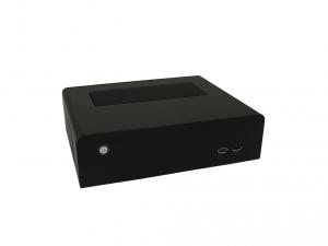 LC Power mITX - 1510MI - USB3.0 - Alumínium - Ház