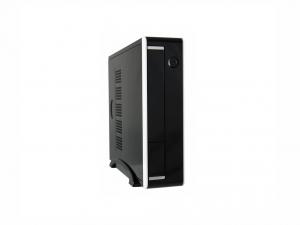 LC Power mITX 1360II - USB3.0 - 90W tápegységgel - Ház