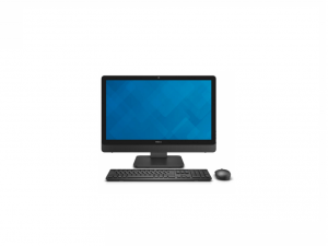Dell Inspiron 5459 AIO Black - 23.8 FHD Touch - Core™ i5-6400T (2.2GHz) 8GB 1TB Windows 10 Home All in One PC