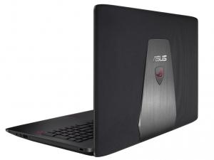 ASUS 15,6 FHD GL552VX-CN130T - Fekete - Windows® 10 64bit Intel® Core™ i5-6300HQ (6M Cache, up to 3.20 GHz), 8GB, 2TB + 128GB SSD, Nvidia® GTX 950M 4GB, Háttérvilágítású billentyűzet, Matt kijelző