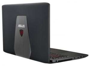 Asus GL752VW-T4340D CI7-6700HQ 1TB 8GB 17.3IN DVDRW DOS fekete
