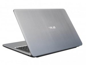 ASUS 15,6 HD X540SA-XX194D - Ezüst - FreeDOS Intel® Celeron® N3050 (2M Cache, up to 2.16 GHz), 4GB, 500GB, Intel® HD graphics, Fényes kijelző