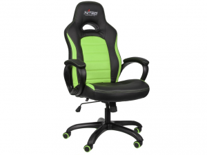 Nitro Concepts C80 Pure Fekete/Zöld