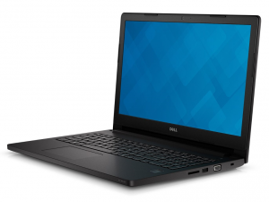 DELL LATITUDE 3570 15.6 FHD, Intel® Core™ i5 Processzor-6200U (2.3-2.8GHz), Nvidia GeForce GT 920M, 8GB, 1TB HDD, Win10Pro, Backlit