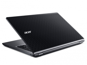 Acer Aspire 15,6 HD V5-591G-764Z - Fekete / Ezüst Intel® Core™ i7-6700HQ - 2,60GHz, 4GB DDR4, 1TB HDD, NVIDIA® GeForce® GTX950M / 2GB, WiFi, Bluetooth, HD Webkamera, Boot-up Linux, Matt kijelző