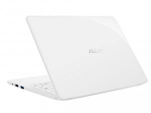 Asus E202SA-FD0016D fehér 11.6 (HD 1366x768, Glare), Intel® Celeron-CDC-N3050, 4GB DDR3 , 500GB (5400rpm), VGA webcam, 802.11bgn wlan, 3CELL 48WH DOS